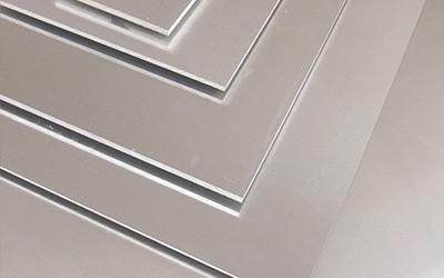 Aluminium Bleche und Platten